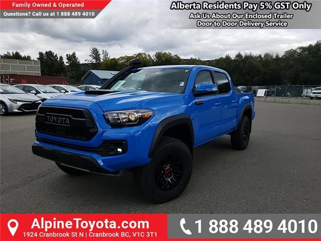 2019 Toyota Tacoma TRD Off Road (Stk: X198420) in Cranbrook - Image 1 of 26