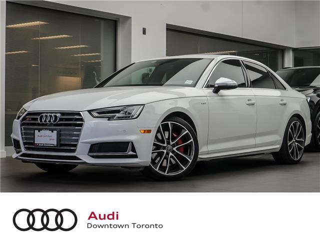 2018 Audi S4 3.0T Technik (Stk: P3376) in Toronto - Image 1 of 8