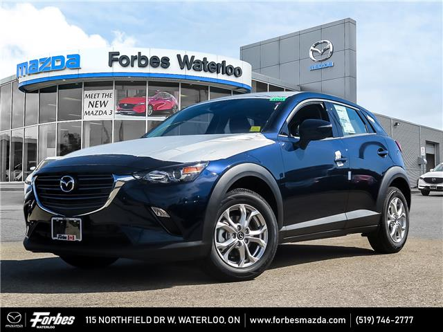 2019 Mazda CX-3 GS (Stk: G6743) in Waterloo - Image 1 of 14