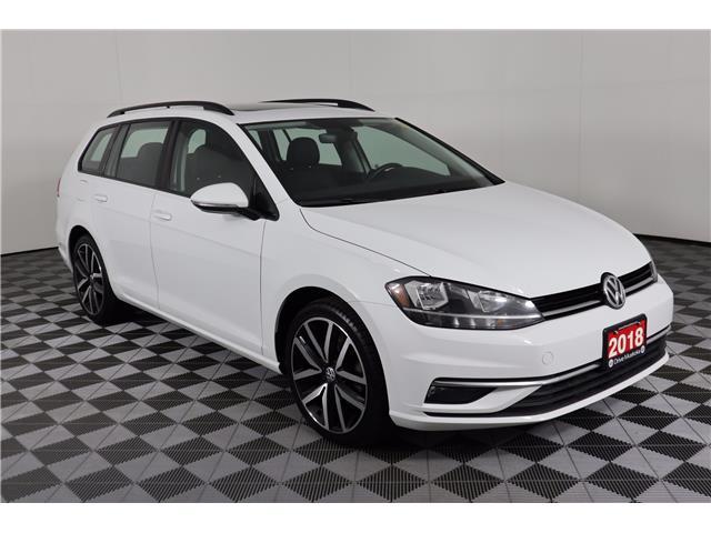2018 Volkswagen Golf SportWagen 1.8 TSI Trendline 3VW117AU7JM754567 19-511A in Huntsville