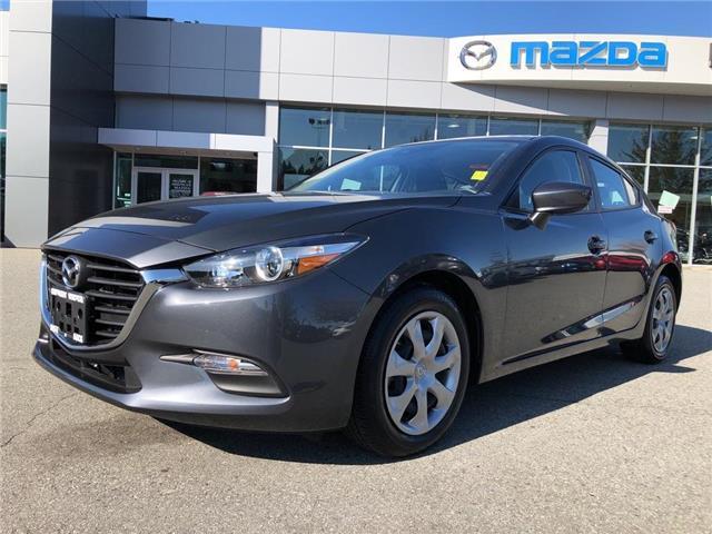 2018 Mazda Mazda3 Sport GX (Stk: P4217) in Surrey - Image 1 of 15