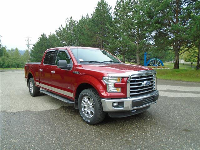 2016 Ford F-150 XLT (Stk: 9785) in Quesnel - Image 1 of 22