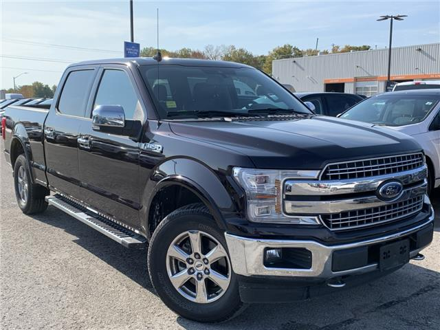 2018 Ford F-150 Lariat (Stk: 19T1250A) in Midland - Image 1 of 18