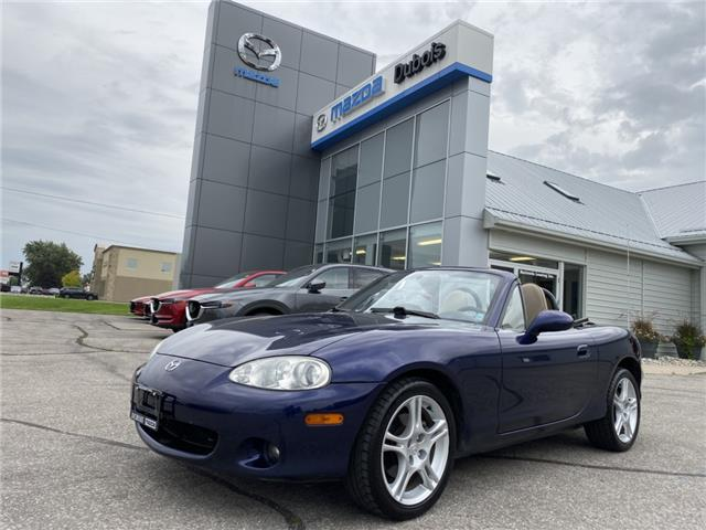 2004 Mazda MX-5 Miata GT (Stk: UC5782) in Woodstock - Image 1 of 17
