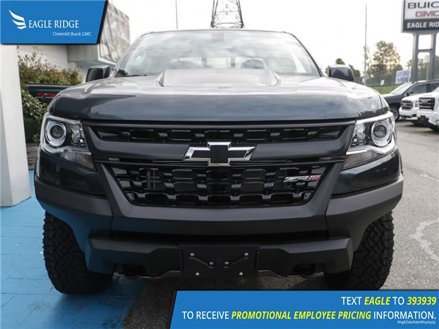 2020 Chevrolet Colorado ZR2 (Stk: 08102A) in Coquitlam - Image 2 of 18
