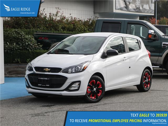 2019 Chevrolet Spark LS Manual (Stk: 93409S) in Coquitlam - Image 1 of 15