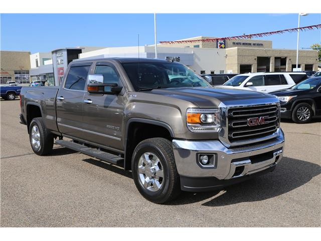 2015 GMC Sierra 3500HD SLT (Stk: 178467) in Medicine Hat - Image 1 of 26