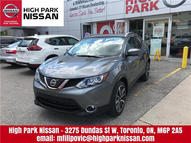 2018 Nissan Qashqai SL (Stk: U1586) in Toronto - Image 1 of 20