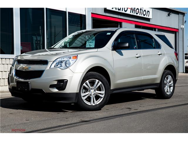 2015 Chevrolet Equinox LS (Stk: 191126) in Chatham - Image 1 of 25