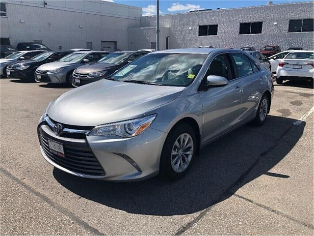 2015 Toyota Camry LE (Stk: U2737) in Vaughan - Image 1 of 16