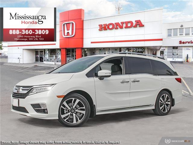 2020 Honda Odyssey Touring (Stk: 327179) in Mississauga - Image 1 of 23