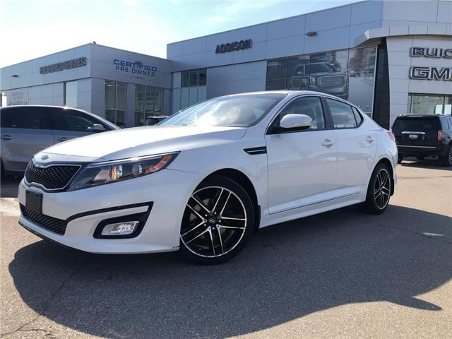 2014 Kia Optima LX (Stk: U498737) in Mississauga - Image 1 of 19