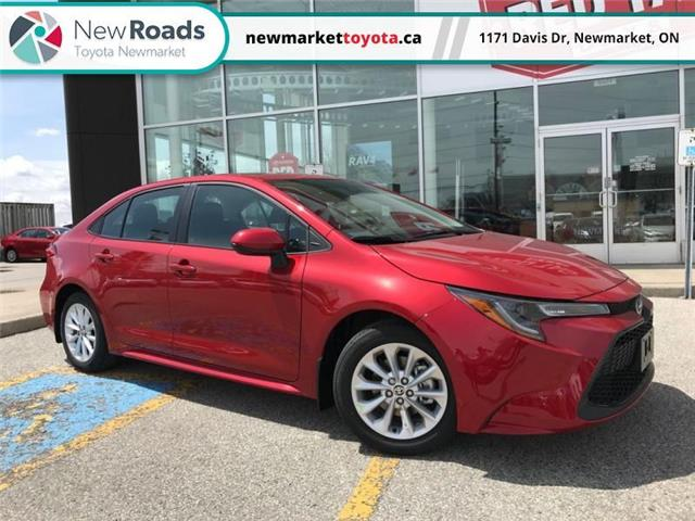 2020 Toyota Corolla LE (Stk: 34702) in Newmarket - Image 1 of 18