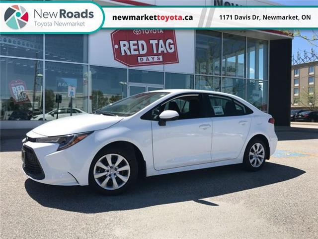 2020 Toyota Corolla LE (Stk: 34707) in Newmarket - Image 1 of 16