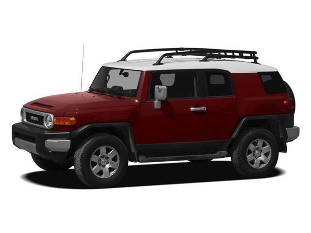 2011 Toyota FJ Cruiser Base (Stk: 194208) in Edmonton - Image 1 of 1
