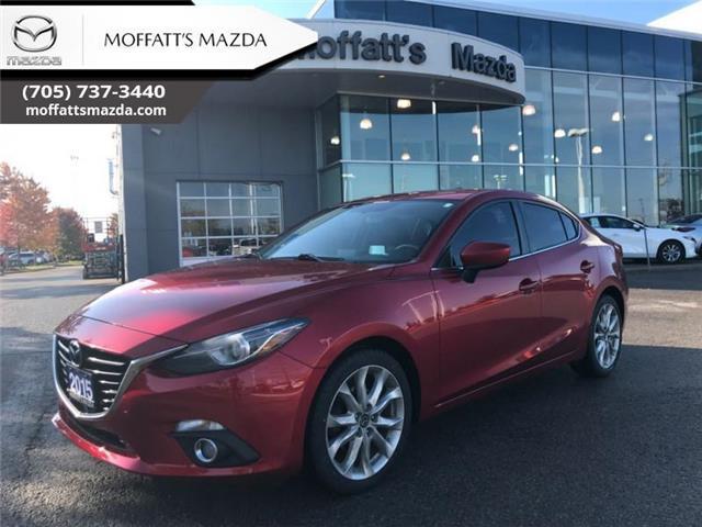 2015 Mazda Mazda3 GT (Stk: 27766B) in Barrie - Image 1 of 29