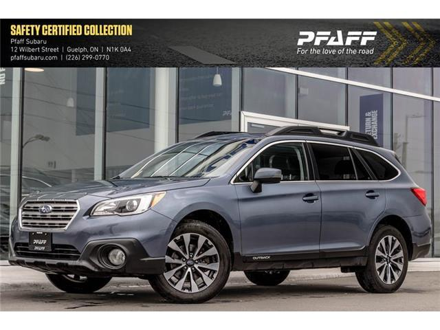 2015 Subaru Outback 2.5i Limited Package (Stk: S00359A) in Guelph - Image 1 of 22