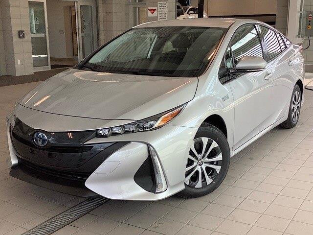 2020 Toyota Prius Prime Base (Stk: 21852) in Kingston - Image 1 of 23