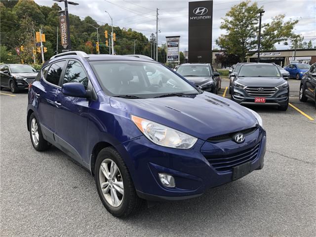 2012 Hyundai Tucson GL (Stk: R05195A) in Ottawa - Image 1 of 9