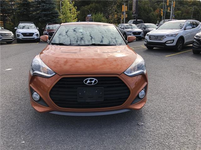 2014 Hyundai Veloster Turbo (Stk: R96349B) in Ottawa - Image 2 of 12