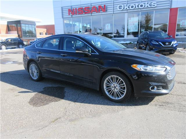 2016 Ford Fusion SE (Stk: 9660) in Okotoks - Image 1 of 25