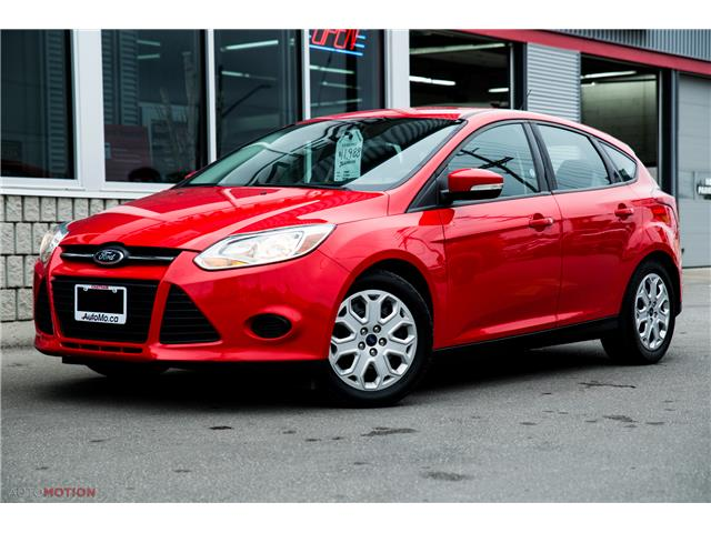 2014 Ford Focus SE (Stk: 191066) in Chatham - Image 1 of 23