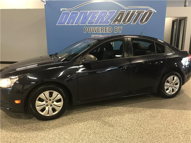 2014 Chevrolet Cruze 1LS (Stk: C12164A) in Calgary - Image 1 of 10