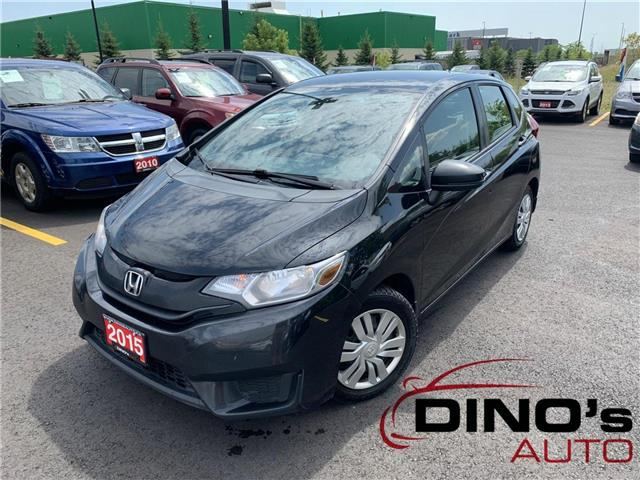 2015 Honda Fit LX (Stk: 107823) in Orleans - Image 1 of 29