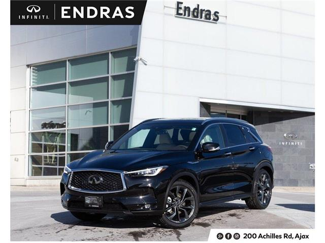 2019 Infiniti QX50 Sensory (Stk: 50563) in Ajax - Image 1 of 27