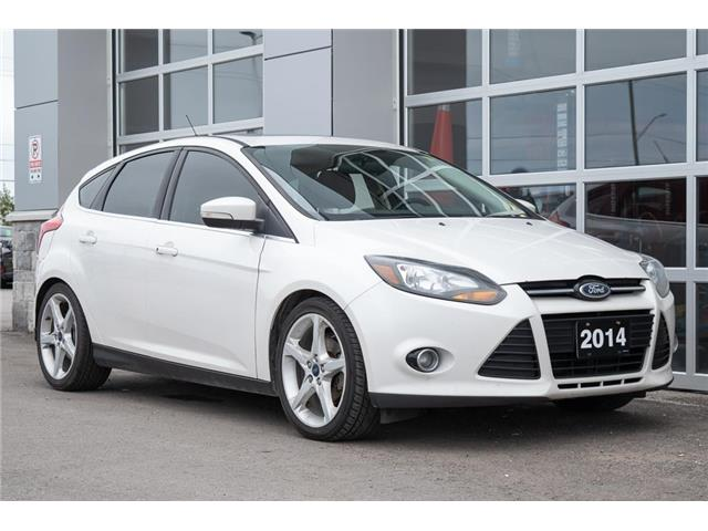 2014 Ford Focus Titanium (Stk: 42914A) in Innisfil - Image 1 of 17