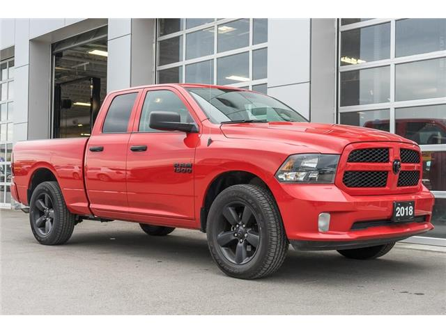 2018 RAM 1500 ST (Stk: 41671A) in Innisfil - Image 1 of 20
