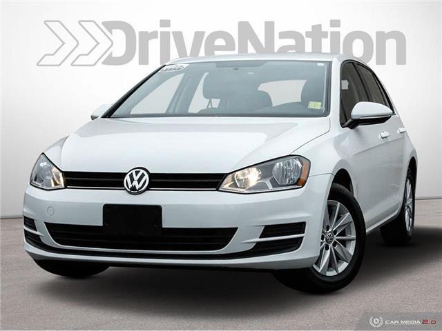 2017 Volkswagen Golf 1.8 TSI Trendline (Stk: D1489) in Regina - Image 1 of 26
