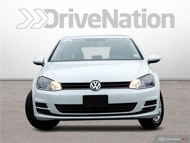 2017 Volkswagen Golf 1.8 TSI Trendline (Stk: D1489) in Regina - Image 2 of 26