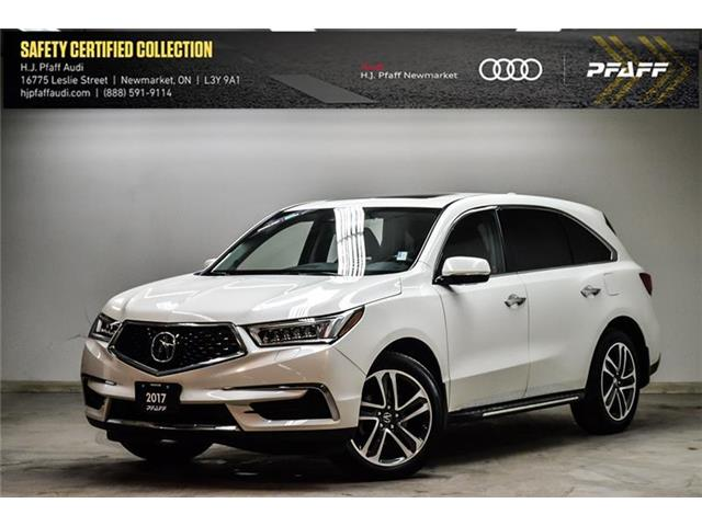 2017 Acura MDX Technology Package (Stk: A12372A) in Newmarket - Image 1 of 22