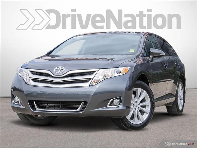 2016 Toyota Venza Base 4T3BA3BB5GU076129 WE417A in Edmonton