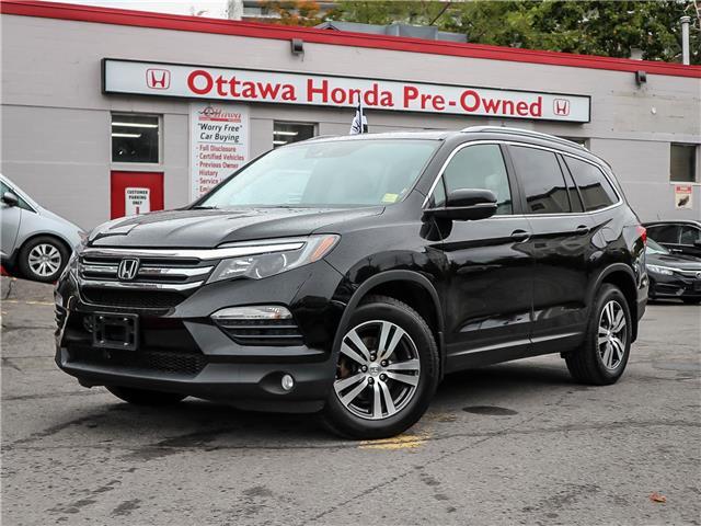 2016 Honda Pilot EX-L Navi (Stk: H7920-0) in Ottawa - Image 1 of 26
