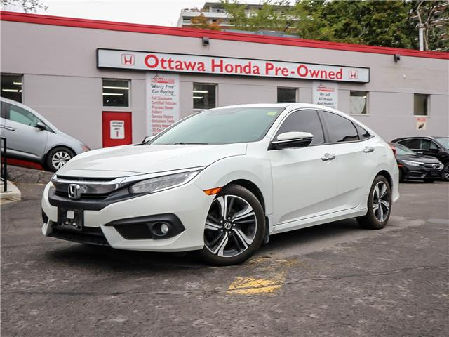 2016 Honda Civic Touring (Stk: 32338-1) in Ottawa - Image 1 of 27
