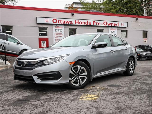 2017 Honda Civic LX (Stk: H7916-0) in Ottawa - Image 1 of 26