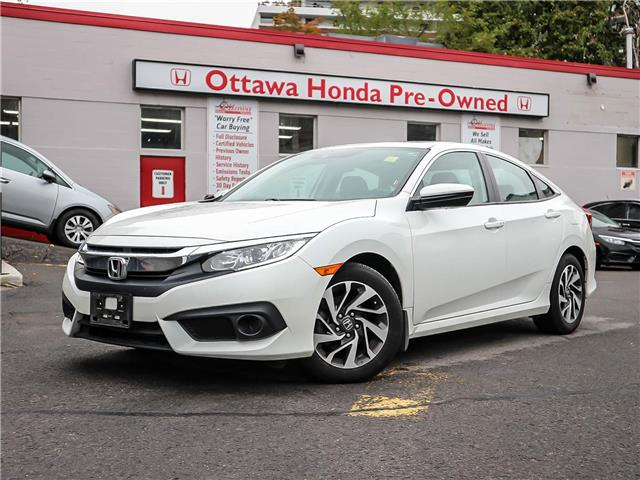2017 Honda Civic EX (Stk: H7937-0) in Ottawa - Image 1 of 26