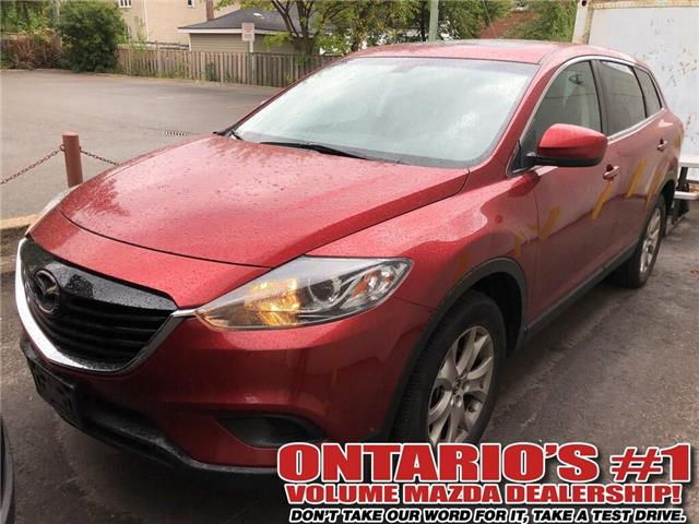 2015 Mazda CX-9 GS (Stk: 81998A) in Toronto - Image 1 of 21