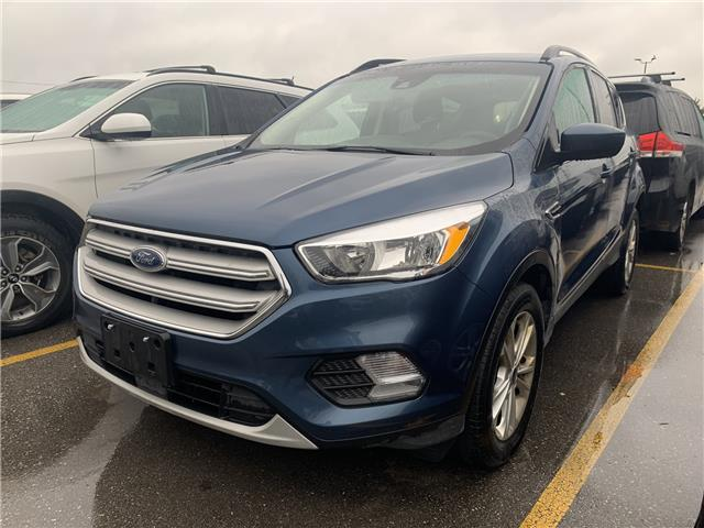2018 Ford Escape SE (Stk: JUB32747) in Sarnia - Image 1 of 7