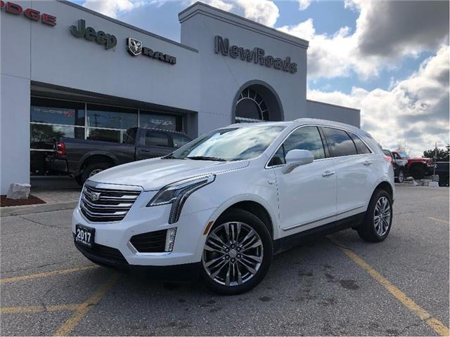 2017 Cadillac XT5 Premium Luxury (Stk: 24382P) in Newmarket - Image 1 of 21