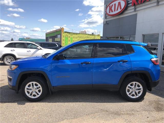 2018 Jeep Compass Sport (Stk: B4097A) in Prince Albert - Image 2 of 19