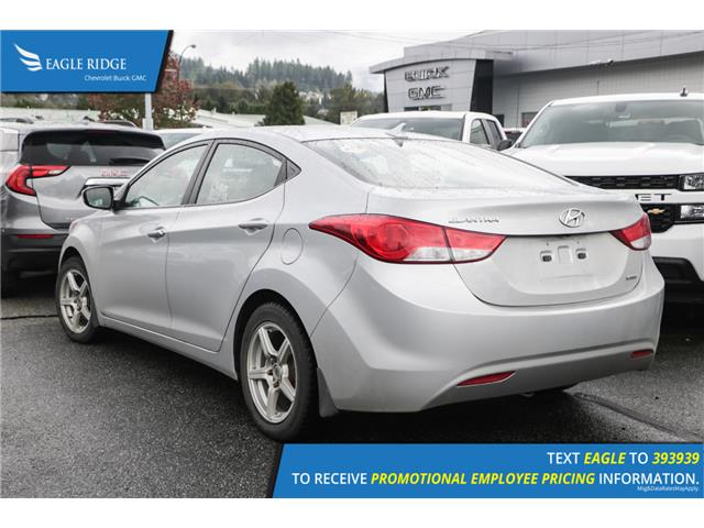 2011 Hyundai Elantra Limited (Stk: 111517) in Coquitlam - Image 2 of 4