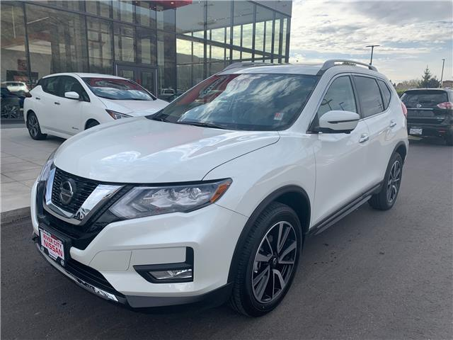 2020 Nissan Rogue SL (Stk: T20007) in Kamloops - Image 1 of 27