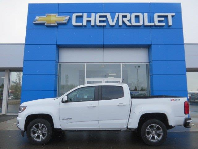 2020 Chevrolet Colorado Z71 (Stk: 20025) in STETTLER - Image 1 of 19