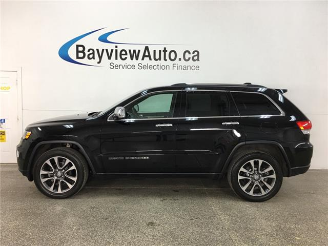 2018 Jeep Grand Cherokee Limited (Stk: 35817W) in Belleville - Image 1 of 27
