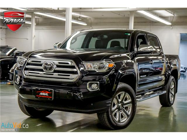 2019 Toyota Tacoma Limited V6 5TFGZ5AN7KX175187  in Oakville