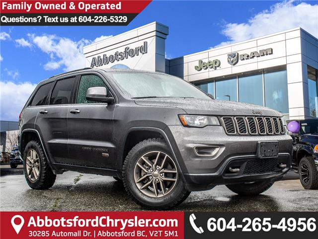 2017 Jeep Grand Cherokee Laredo (Stk: AB0924) in Abbotsford - Image 1 of 27