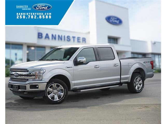 2019 Ford F-150 Lariat (Stk: T192319) in Dawson Creek - Image 1 of 17